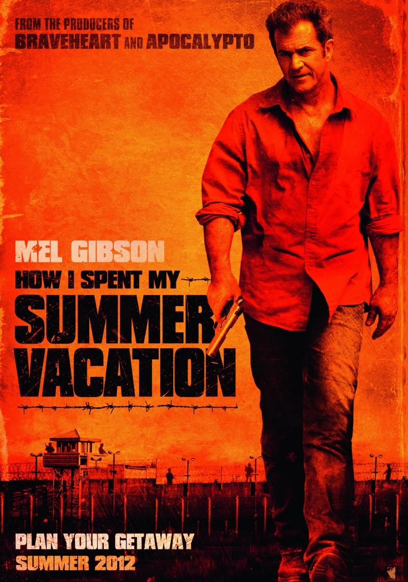 постер Весёлые каникулы,Get the Gringo