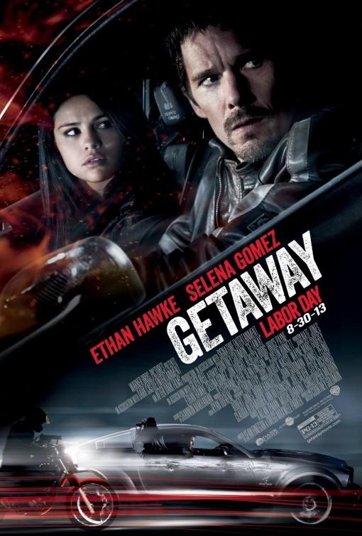 постер Погнали!,Getaway