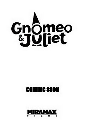 постер Гномео и Джульетта 3D,Gnomeo & Juliet