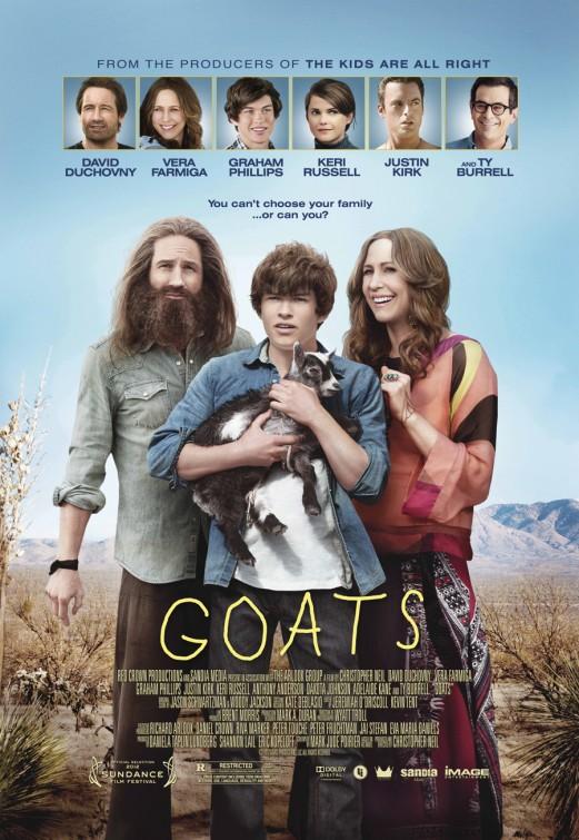 постер Козы,Goats