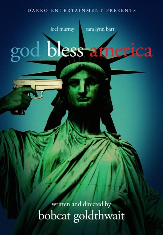 постер Боже благослови Америку,God Bless America