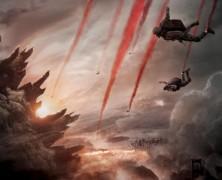 Годзилла (Godzilla (2014))