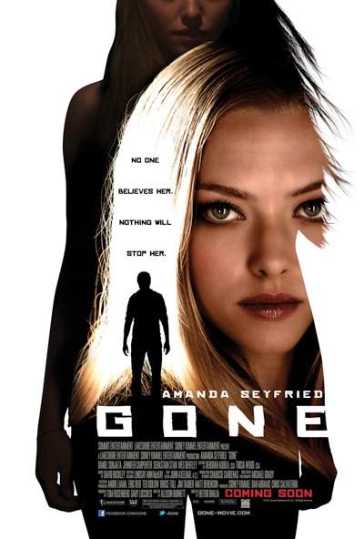 постер Игра на выживание,Gone