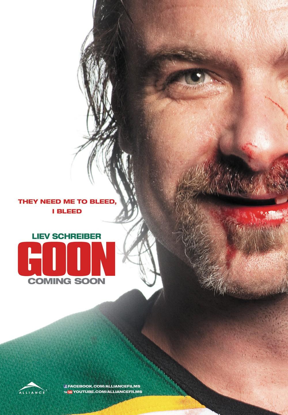 постер Вышибала,Goon