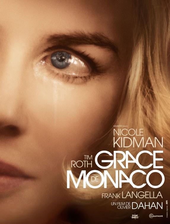 постер Принцесса Монако,Grace of Monaco