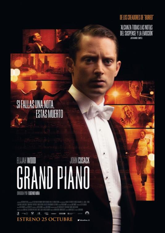 постер Торжественный финал,Grand Piano