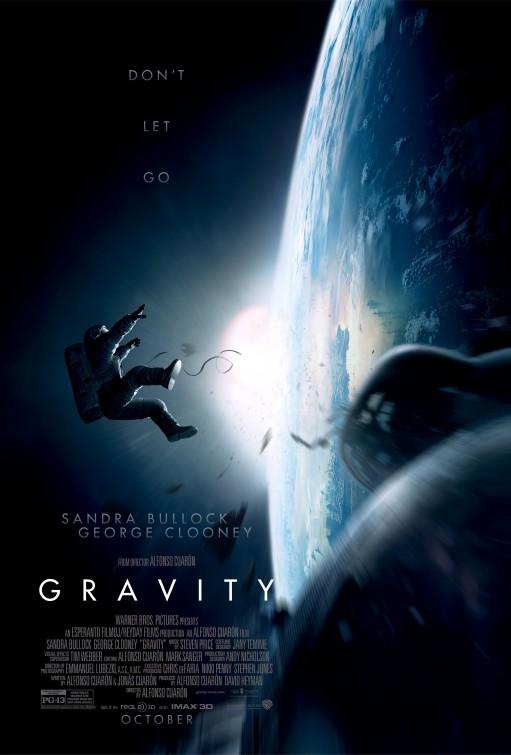 постер Гравитация,Gravity