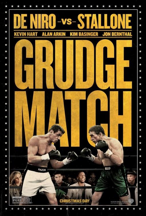 постер Забойный реванш,Grudge Match
