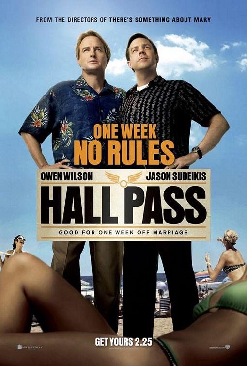 постер Безбрачная неделя,Hall Pass
