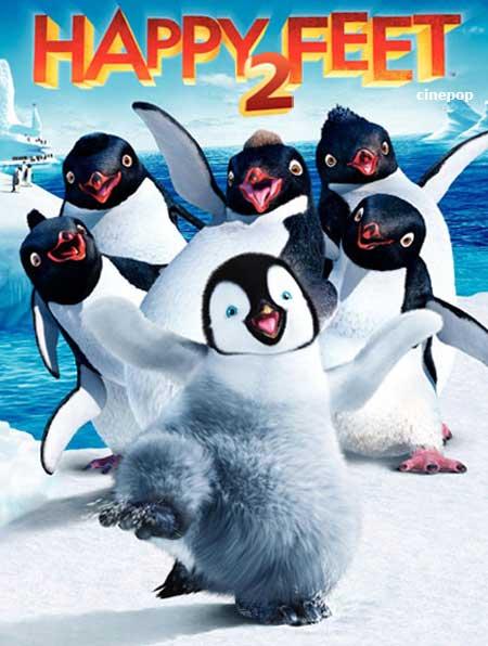 постер Делай ноги 2,Happy Feet Two