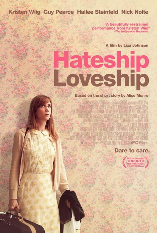 постер От ненависти до любви,Hateship Loveship