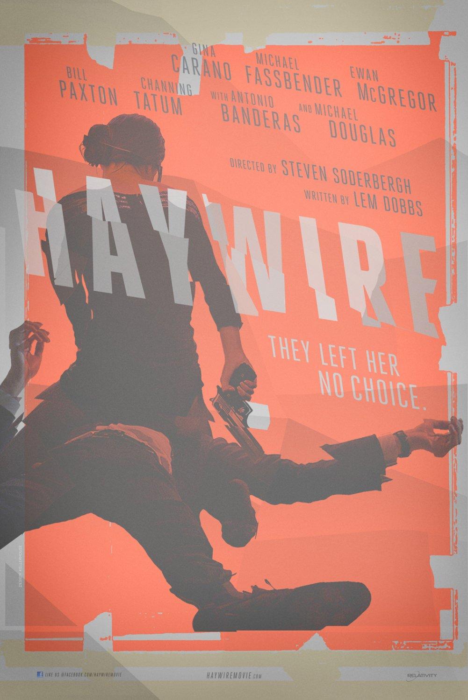 постер Нокаут,Haywire