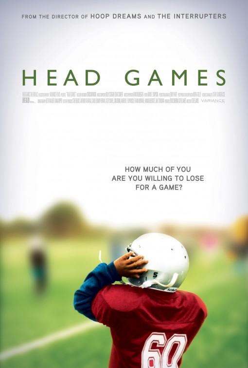 постер Head Games,Head Games