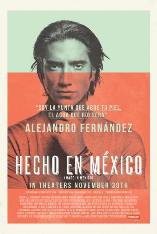 постер Сделано в Мексике,Hecho en Mexico