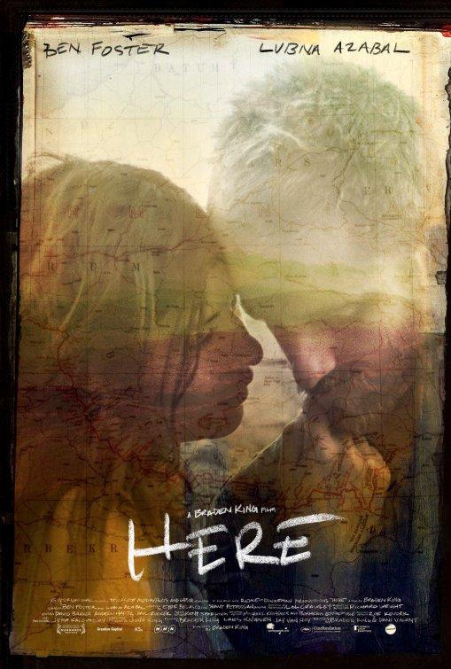 постер Мгновение любви,Here