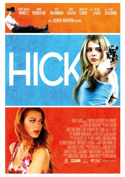 постер Провинциалка,Hick