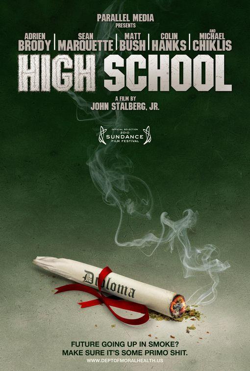 постер Крутые кексы,High School