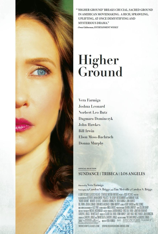 постер Небо и земля,Higher Ground