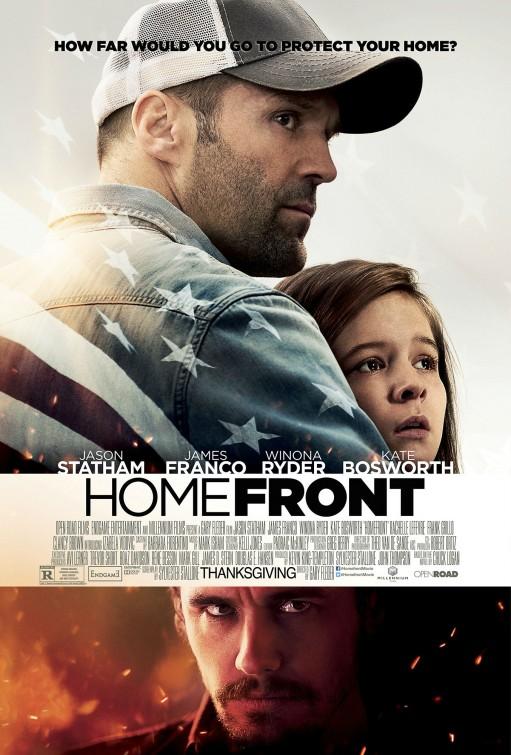 постер Последний рубеж,Homefront