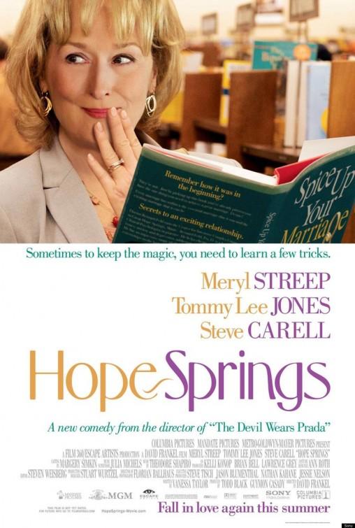 постер Большие весенние надежды,Hope Springs
