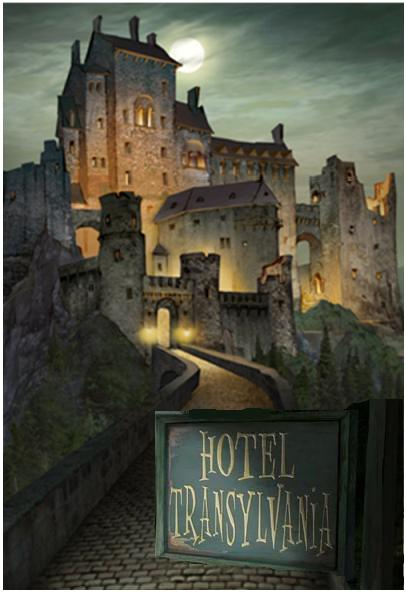 постер Отель «Трансильвания»,Hotel Transylvania