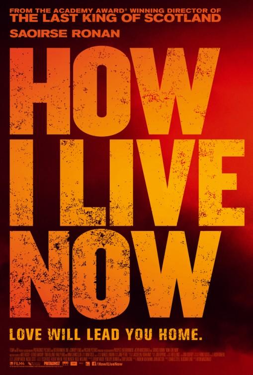 постер Как я теперь живу,How I Live Now