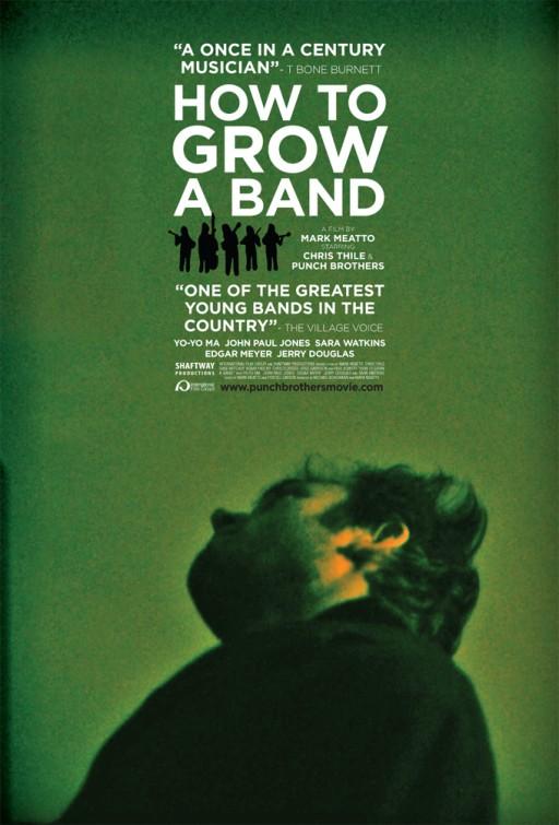постер Как основать группу,How to Grow a Band