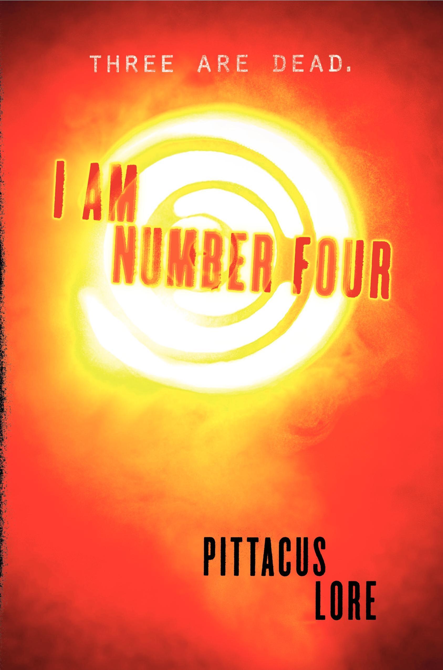 постер Я - четвертый,I Am Number Four