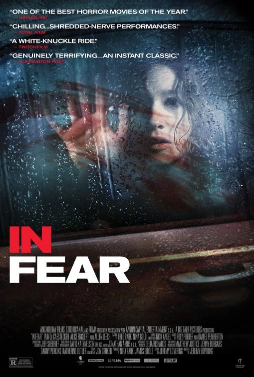 постер В страхе,In Fear