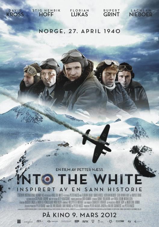 постер Снежная тюрьма,Into the White