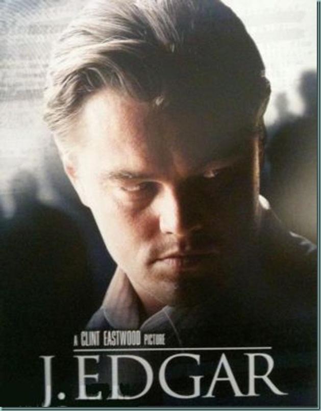 постер Дж. Эдгар,J. Edgar