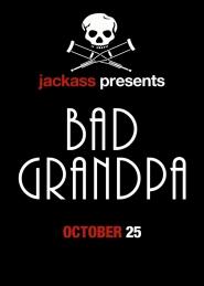 постер Несносный дед,Jackass Presents: Bad Grandpa