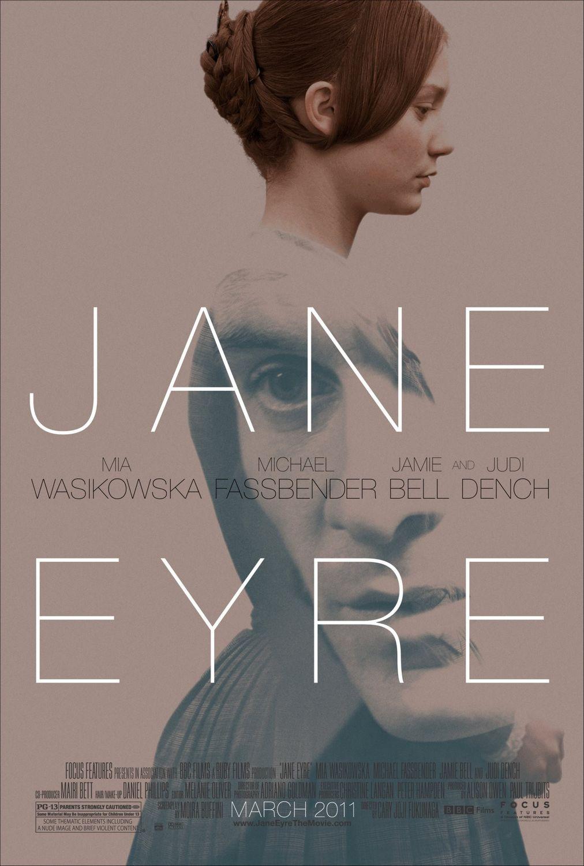 постер Джейн Эйр,Jane Eyre