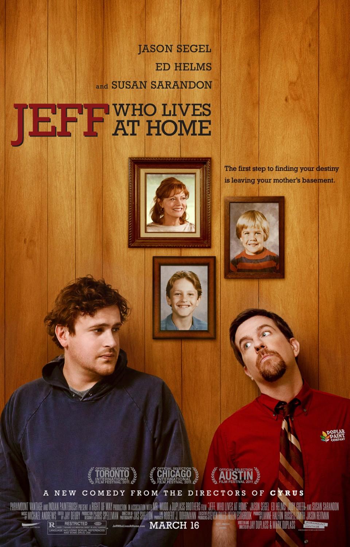 постер Джефф, живущий дома,Jeff, Who Lives at Home