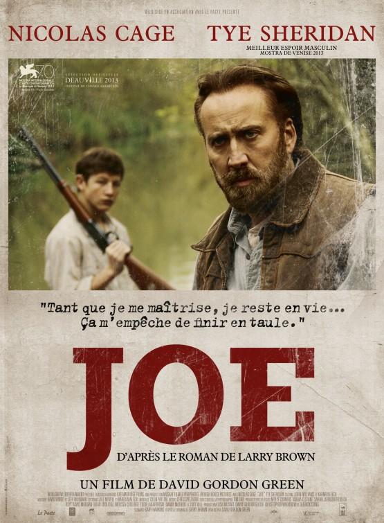 постер Джо,Joe