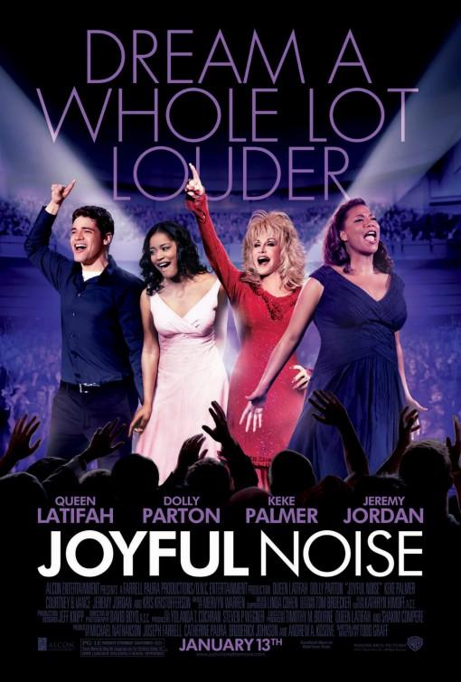 постер Радостный шум,Joyful Noise
