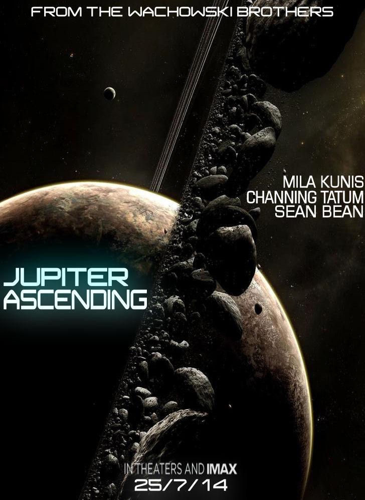 постер Восхождение Юпитер,Jupiter Ascending