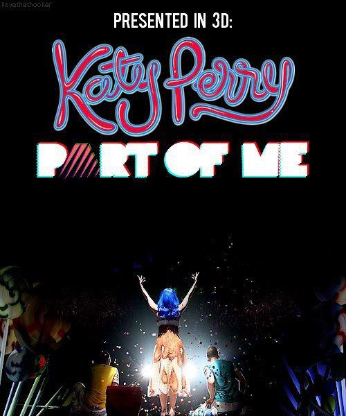 постер Кэти Перри: Частичка меня,Katy Perry: Part of Me