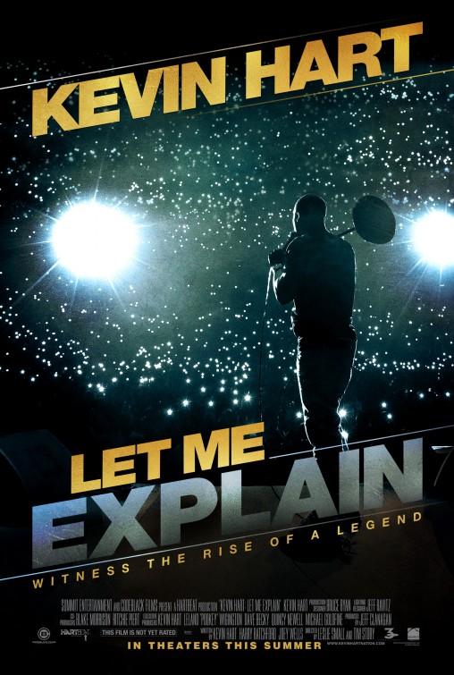 постер Кевин Харт: Дайте объяснить,Kevin Hart: Let Me Explain