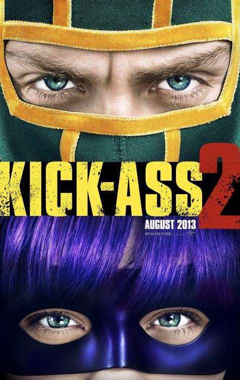 постер Пипец 2,Kick-Ass 2