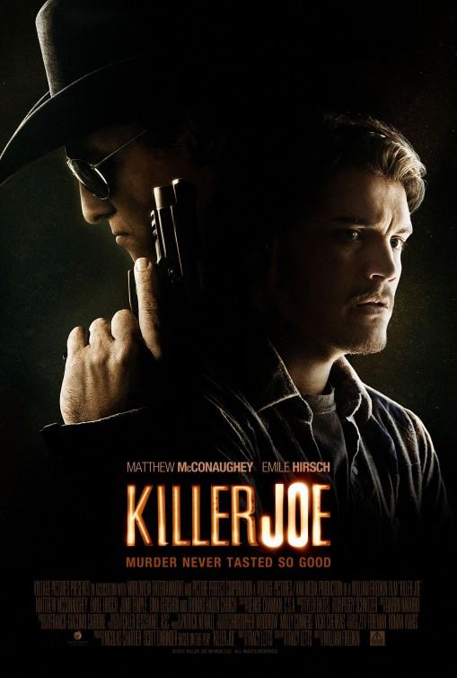 постер Киллер Джо,Killer Joe