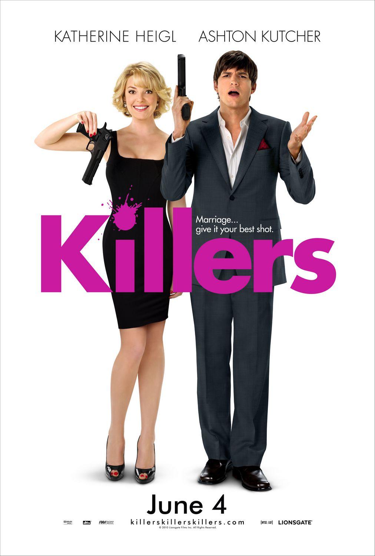 постер Киллеры, Killers