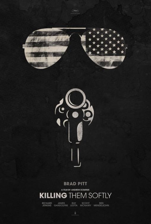 постер Ограбление казино,Killing Them Softly