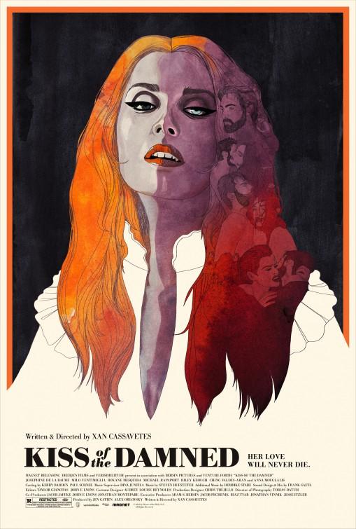 постер Поцелуй проклятой,Kiss of the Damned