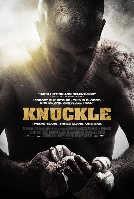 постер Костяшка,Knuckle
