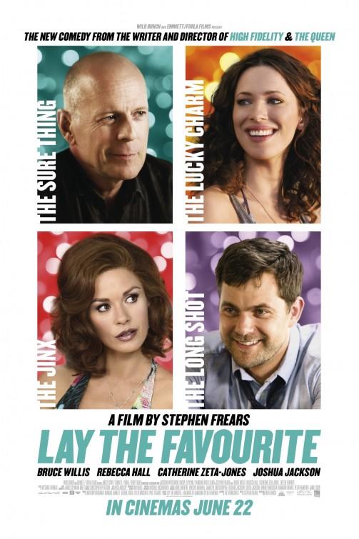 постер Ставьте на фаворита,Lay the Favorite
