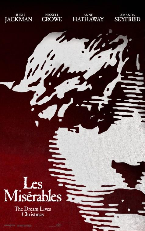 постер Отверженные,Les Miserables