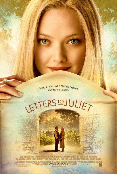 постер Письма к Джульетте, Letters to Juliet