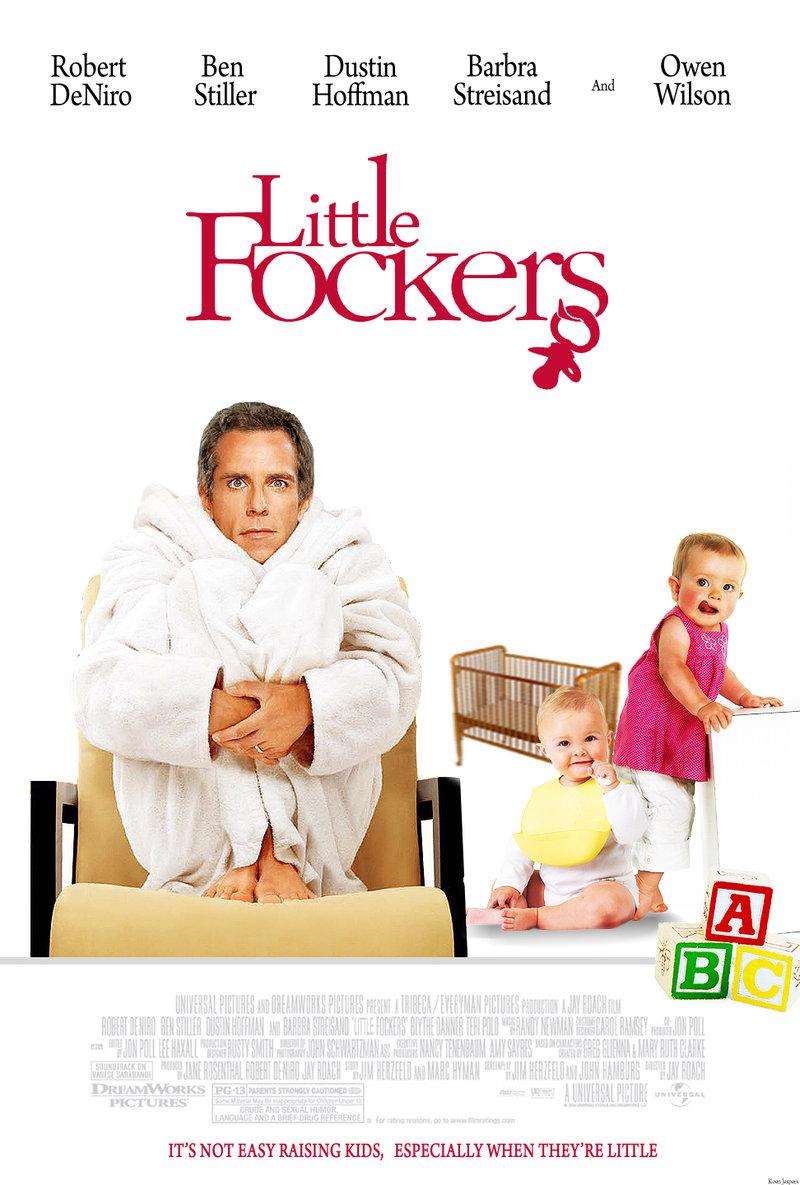 постер Маленькие Факеры, Little Fockers