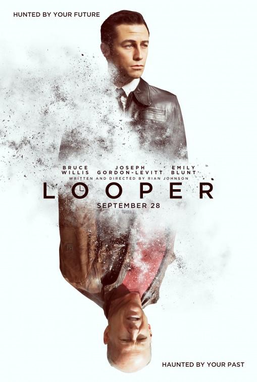 постер Петля времени,Looper
